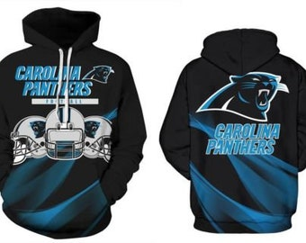8c7cd9fe4 Carolina Panthers Football Hoodie Season 2018