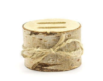 Ringkissen Holz / Baumscheibe 6cm natur
