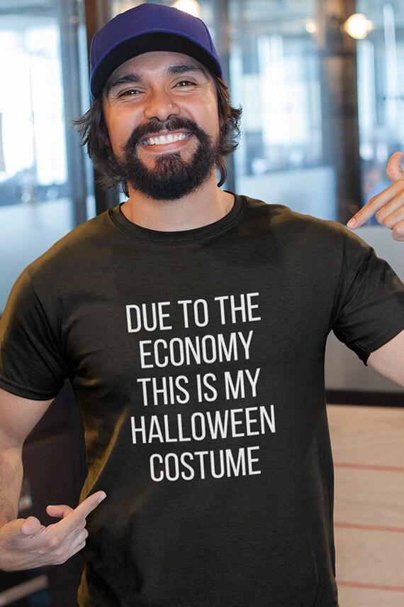 Adult Halloween Costume Men, Funny Tshirts, Halloween Shirt, Fall Shirt  Women, Halloween Party, Trick Or Treat Clothing T Shirt T,shirt