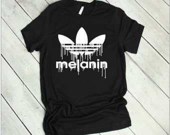 0f98bcd6 Dripping in Melanin Shirt - Melanin Queen - Melanin Magic - Melanin Poppin  - Melanin Tshirt - Gift Idea for Him or Her - Black Queen Shirt