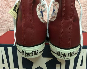 26dd96872832 Converse made In USA Laether