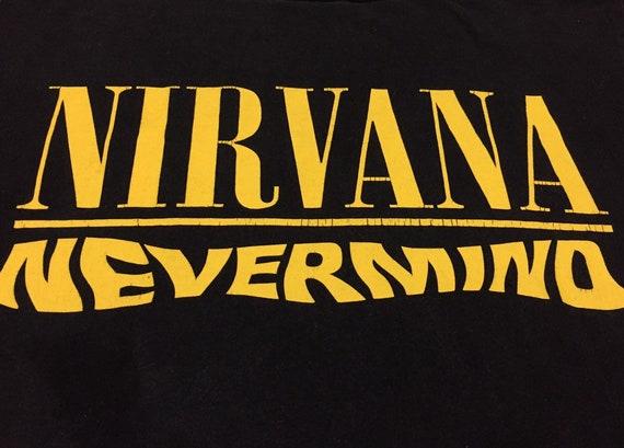 Nirvana Nevermind T shirt - image 4