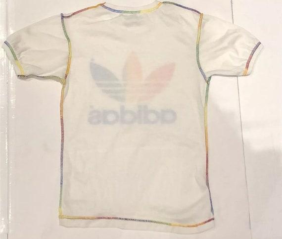 Adidas rainbow Deadstock - image 2