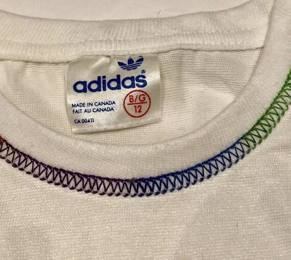 Adidas rainbow Deadstock - image 4