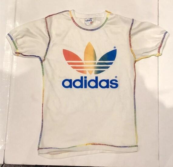 Adidas rainbow Deadstock - image 1