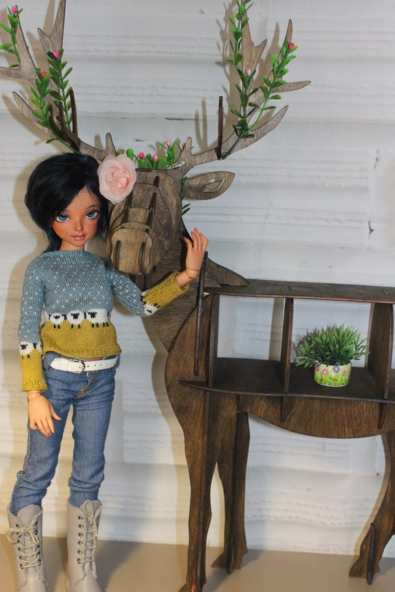 1//7 small Deer bjd