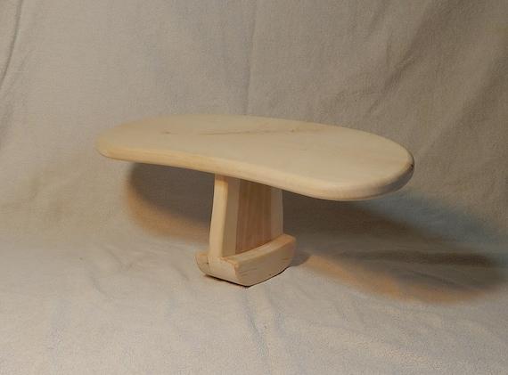 Articoli simili a yoga meditazione panca in legno eco sgabello in