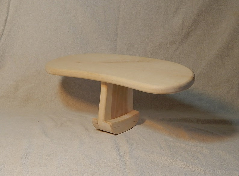 Yoga meditazione panca in legno eco sgabello in legno fatti a etsy