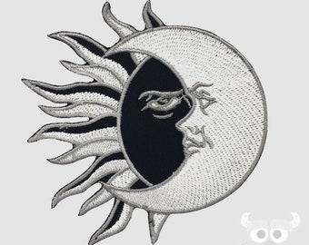 Yin Yang Sun Moon Etsy