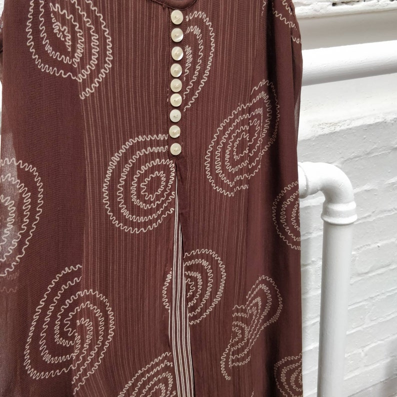 Vintage 90s Boho Lindisima Dress