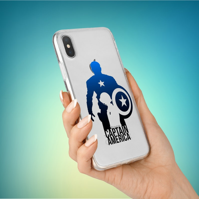 Inspired by Marvel Captain America case Samsung S10 Plus case iPhone X case  iPhone 7 Plus case iPhone XS Max case Pixel 3 XL iPhone 8 case