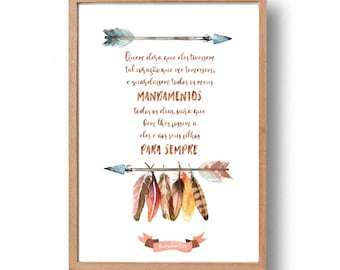 Deuteronomy 5:29 FamilyLife Print | Bible verse | Art Escritura | Christian God | Arrows Arrows | Hold | Room Room | Family Couples