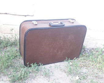 old suitcases etsy