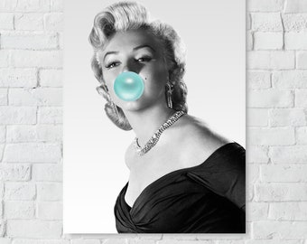 Marilyn Monroe Shoot Poster Wall Prints Movie Stars Home Decoration Pictures