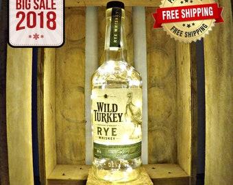 wild turkey bottles for sale