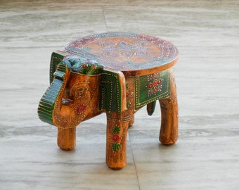 Elephant Bench Etsy