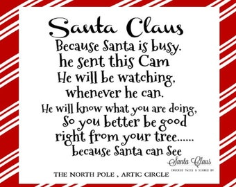 photo relating to Printable Santa Letters identified as Santa letter Etsy