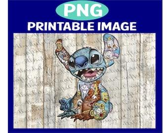 clip art printable vinyl sublimation waterslide Bee Kind rainbow printable graphic