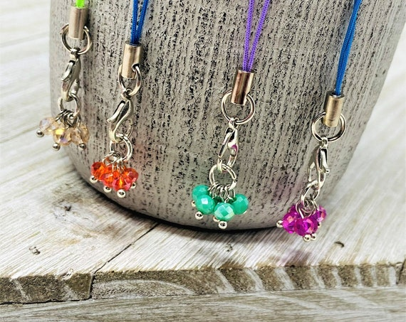 Gaming Accessory Badge Charm Phone Charm Initials Cute Accessories Planner Charm Mini Lanyards Phone Case Charm Initial Phone Charm