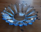 Gorgeous Glass bowl, Midcentury