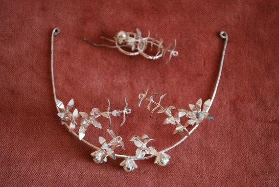 Ancient Bridal jewellery, Diadem