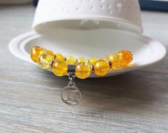 Bracelet (Gemini) - Zodiac Sign
