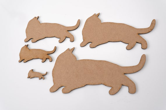 Welcome Chihuahua Dog  Welcome Sign Wooden Laser Cut Mdf Craft Blanks