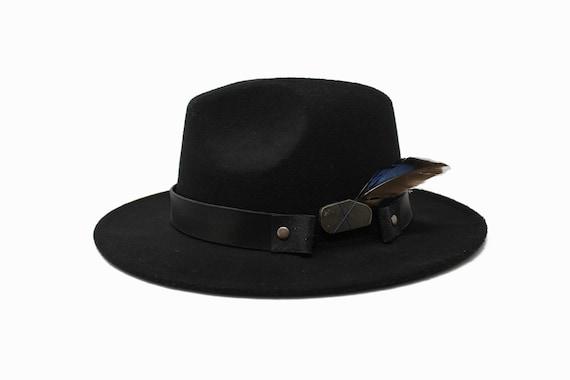 Nash Hat Trilby 100/% Wool Felt Hand Made Felt Trilby Hat