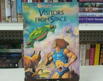 80s Space Book Etsy