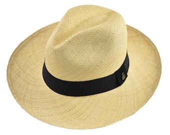 6d420f762 Handmade straw hat | Etsy