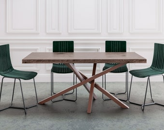 Modern Dining Table Etsy