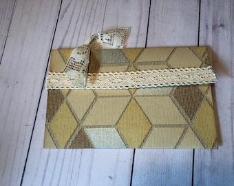 Envelope Filled with Beautiful Clusters. Embellishments / Nature Ephemera. Multi layered. embellishments. Junk Journal Treasures