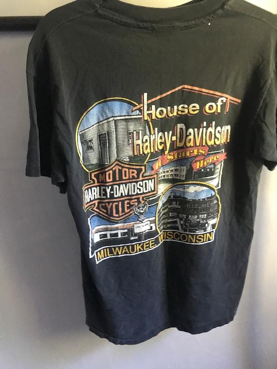 Harley Davidson 3D T Shirt