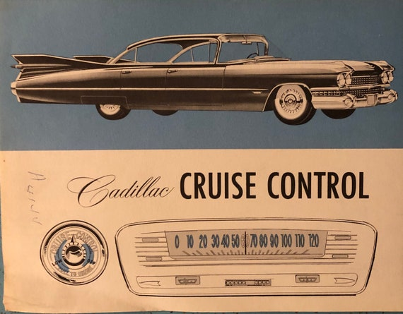 1964 Cadillac Sales Brochure Literature Dealer Advertisement Features Options