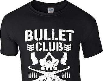 c27057103b014 Bullet Club Gym T-Shirt