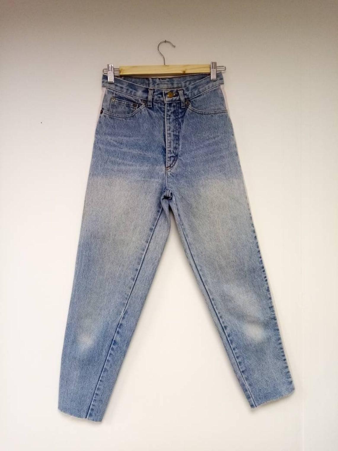 Vintage Pash Jeans/90er High Waist Mama Jeans/Größe XS