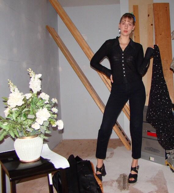 Clueless inspo blouse - image 2