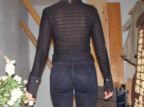 Clueless inspo blouse - image 9