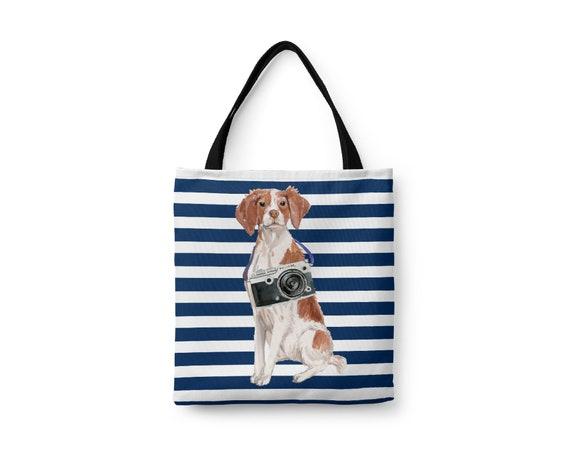 Huis Brittany Spaniel Maga L730 Dog Sticker 7 decal