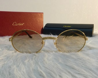 4f3cc65e85 Vintage Cartier Sunglasses