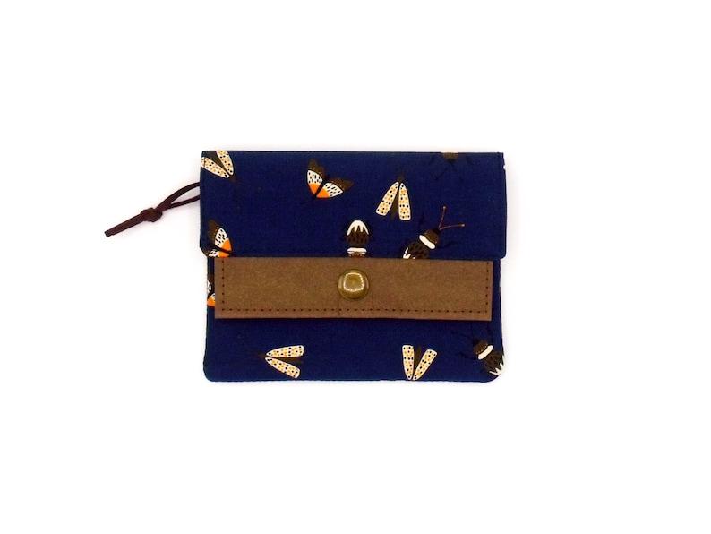 Small wallet Moths & Beetles image 0