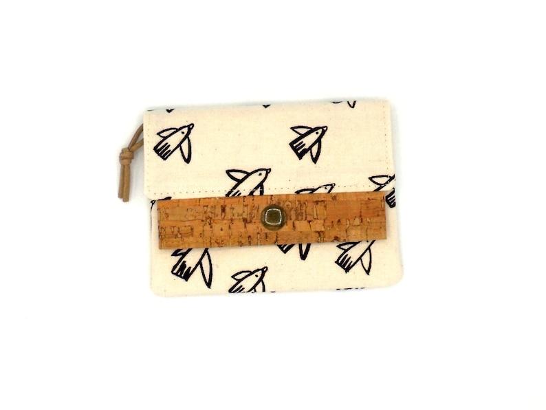 Small wallet Birds image 0