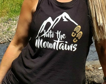 377269a89d411 Into the Mountains Women s Organic Cotton Bamboo Muscle Tee