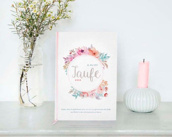 Floral Taufe Etsy
