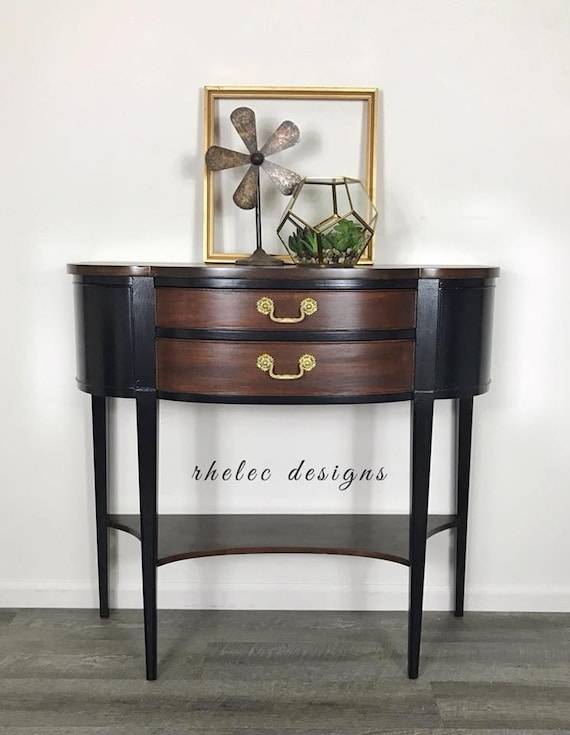 Superb Accent Table Vintage Accent Table Console Table Hall Table End Table Entry Table Painted Accent Table Sofa Table Table With Drawers Interior Design Ideas Inesswwsoteloinfo