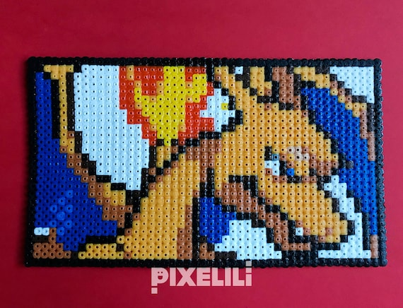 Charizard Pixel Art Board