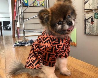 58db7d81e98 Furendi Designer Dog Shirt