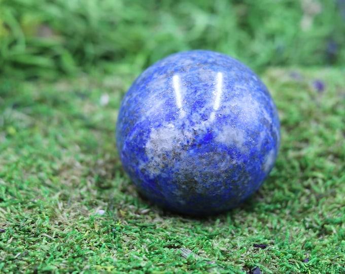 Lapis Lazuli Sphere L115
