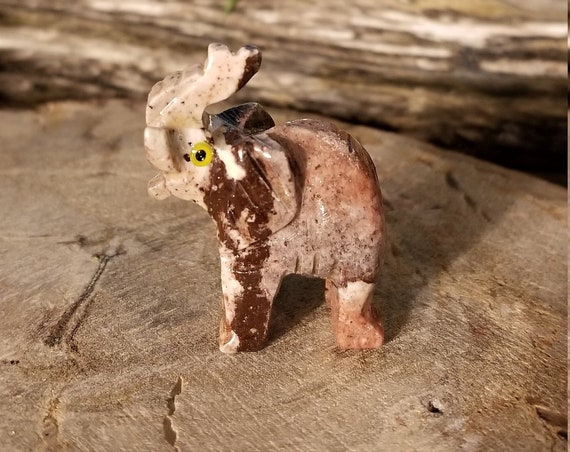 Dolomite Elephant Totem/Spirit Animal