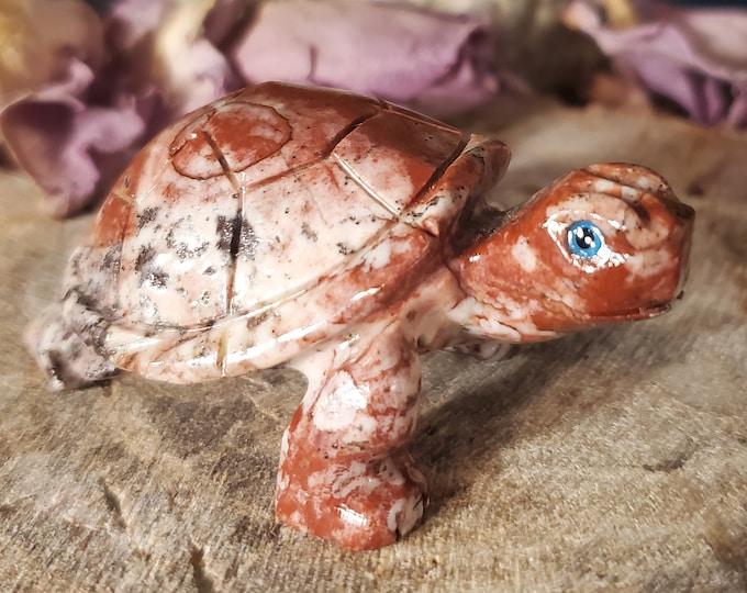 Dolomite Spirit Turtle Animal/Totem
